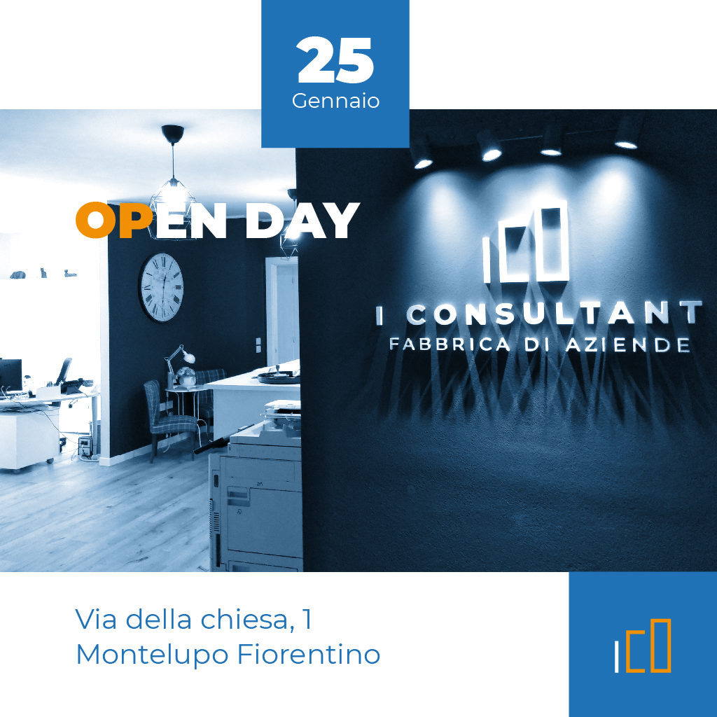 Open Day I Consultant